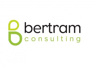 Bertram Consulting business card