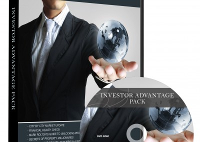 Investor Advantage Pack – DVD