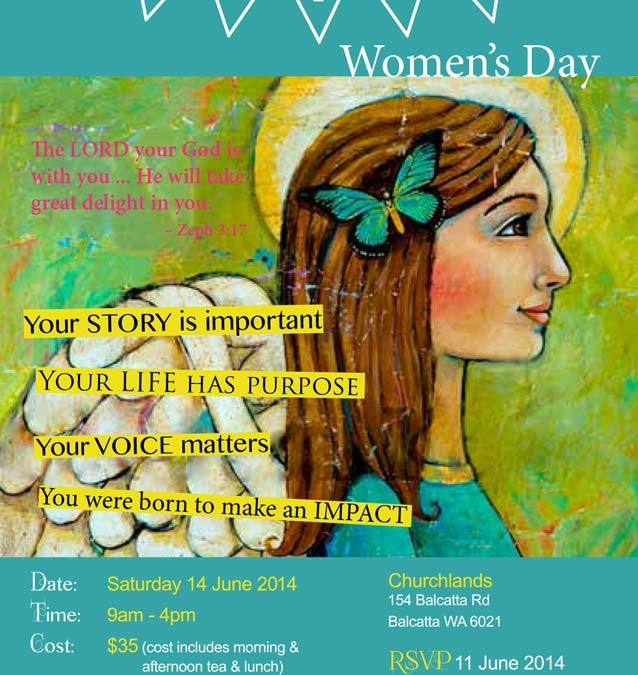 Delight Women's Day flyers