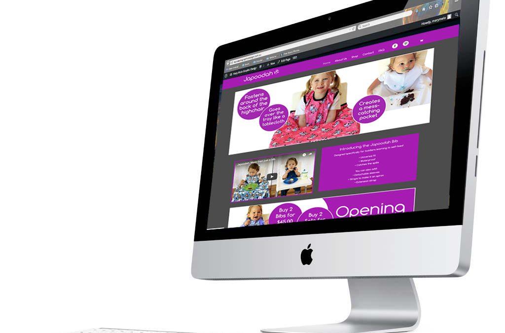 Japoodah Bibs Woocommerce Webstie