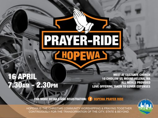 Prayer Bike Ride