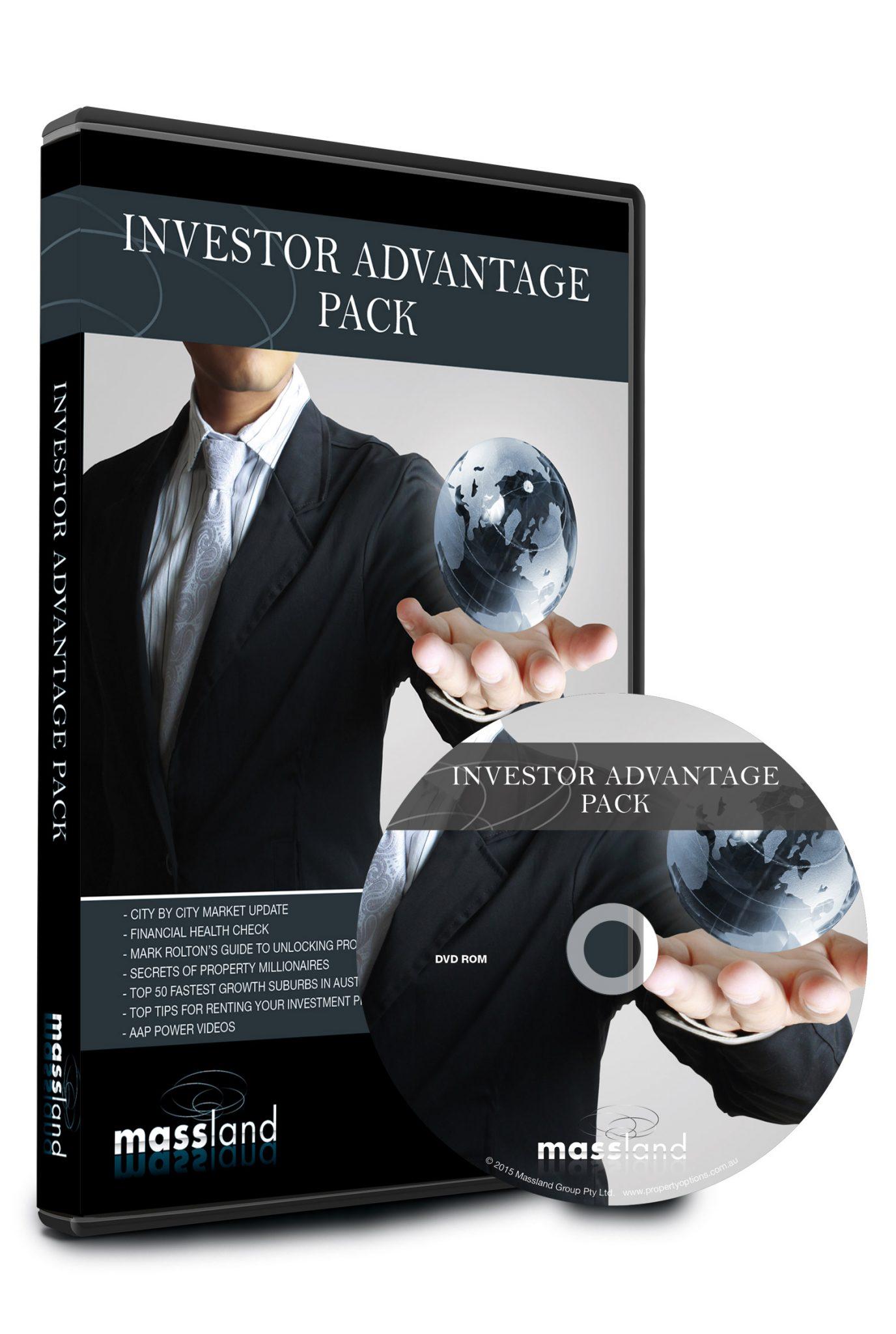 Investor Advantage Pack – DVD