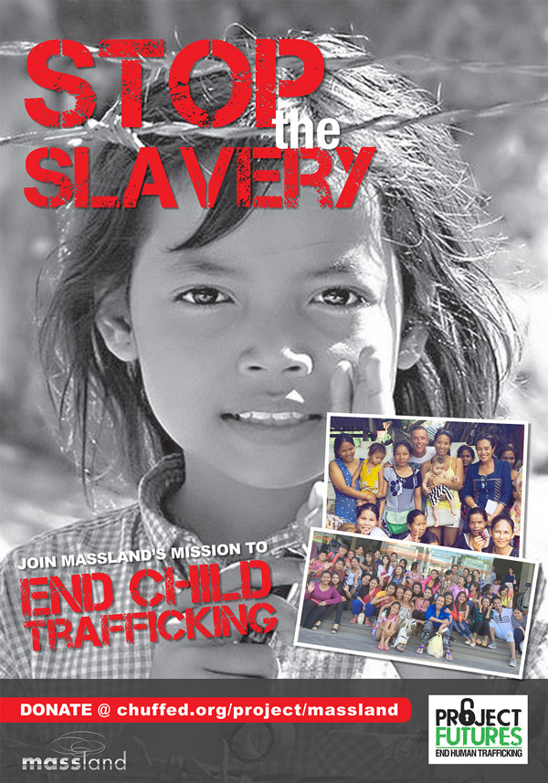 Stop the Slavery poster