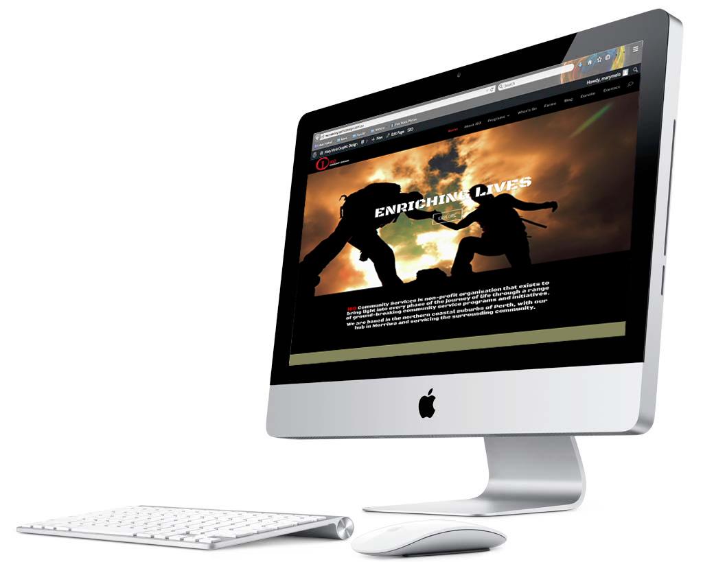 i60 Community website