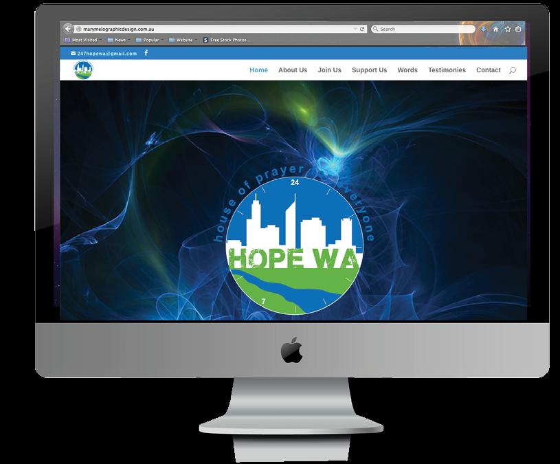 HopeWA website