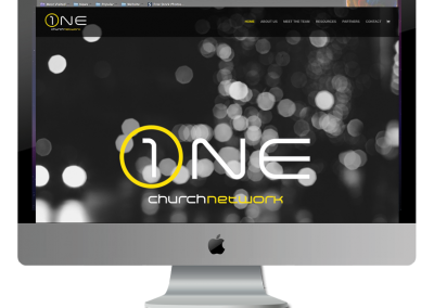One Church Network website